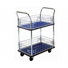 Hand Trolley Mesh Side PRESTAR NB-127