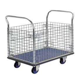 Hand Trolley Mesh Side PRESTAR NG-407