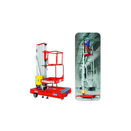 Aerial Work Platform Single Person 10 M