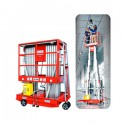 Tangga Elektrik 10 M I Electric Aerial Platform - Two Person