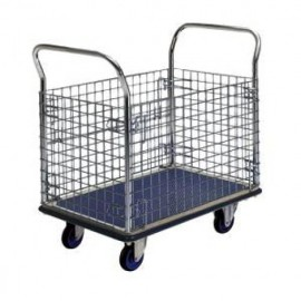 Hand Trolley Mesh Side PRESTAR NF-307