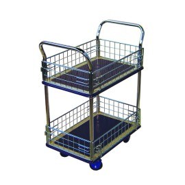 Hand Trolley Mesh Side PRESTAR NF-327