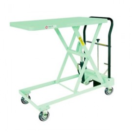 600 Kg LT 600-20M - OPK Lift Table Manual