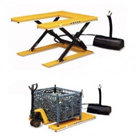 U-Low Lift Table Electric 1 Ton