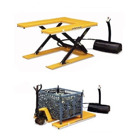 U-Low Lift Table Electric 500 Kg