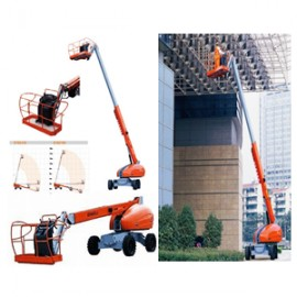 Tangga Elektrik 14 M - 42 M  I Electric Boom Lift