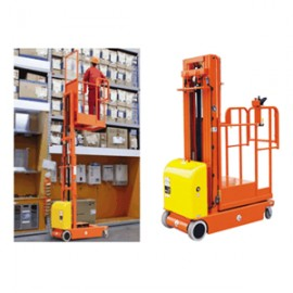 Electric Aerial Order Picker - 3 M