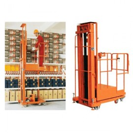 Semi Electric Aerial Order Picker | 3,3 M