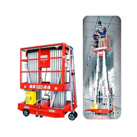Tangga Elektrik 6 M I Electric Aerial Platform - Two Person